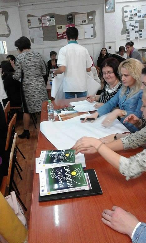 Cerc pedagogic -Sanatate si securitatea in munca