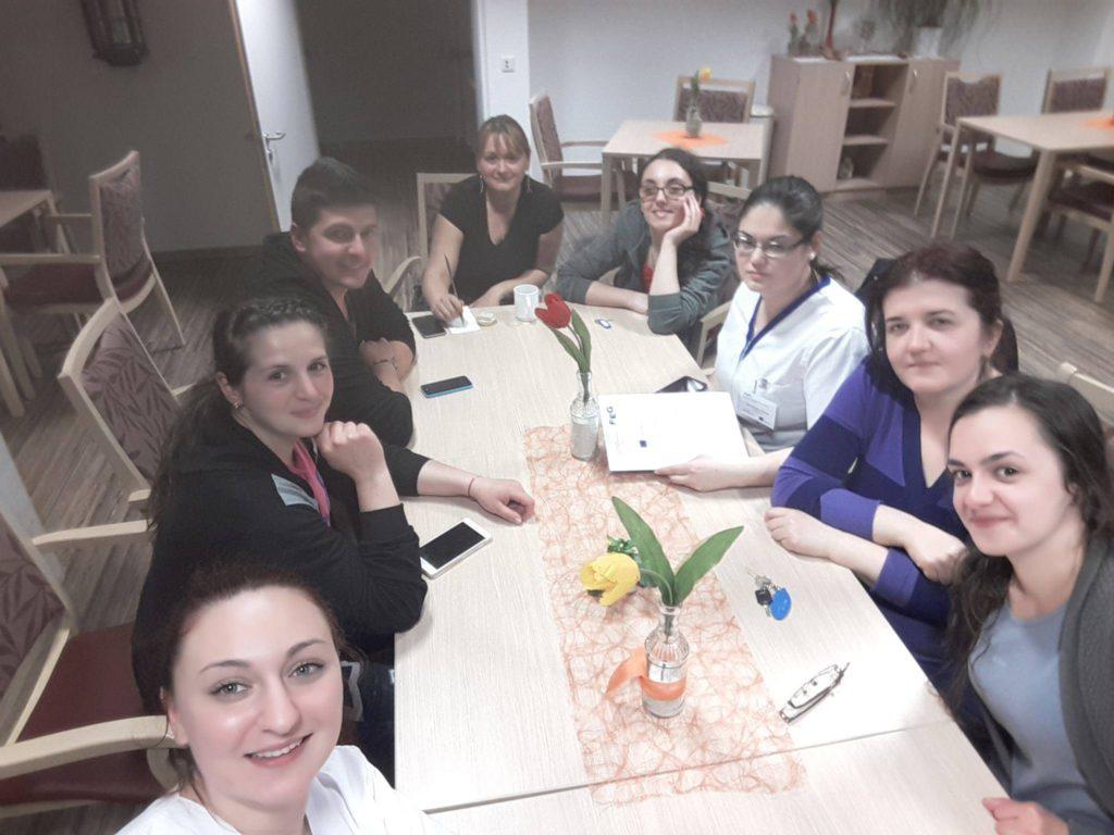 Dezvoltarea competentelor cursantilor prin stagii de practica transnationala Erasmus+